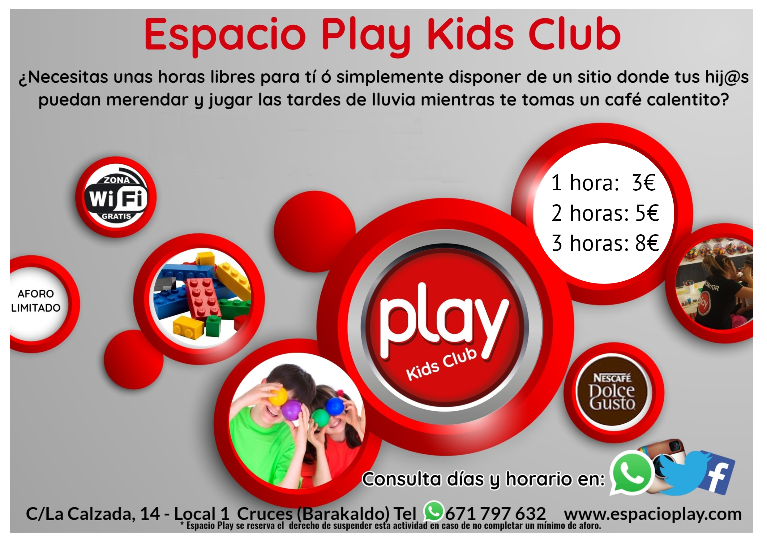 Espacio Play Kids Club